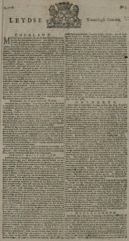 Leydse Courant 1728-01-07