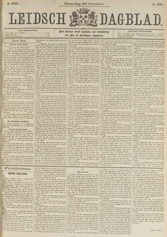 Leidsch Dagblad 1894-10-29