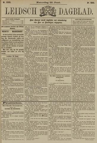 Leidsch Dagblad 1890-06-21