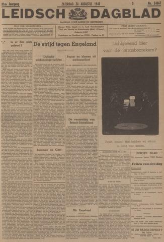 Leidsch Dagblad 1940-08-24