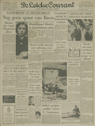 Leidse Courant 1966-02-08
