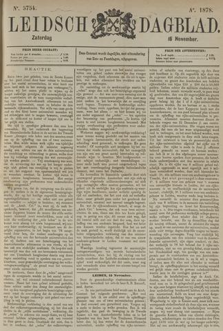 Leidsch Dagblad 1878-11-16