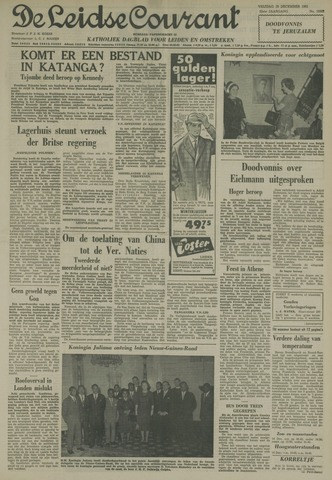 Leidse Courant 1961-12-15