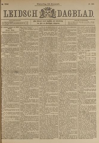 Leidsch Dagblad 1901-01-12