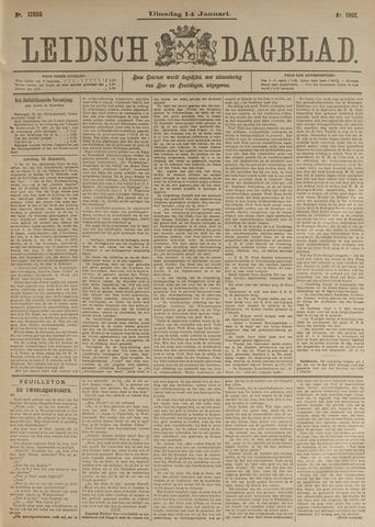 Leidsch Dagblad 1902-01-14