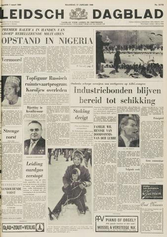 Leidsch Dagblad 1966-01-17