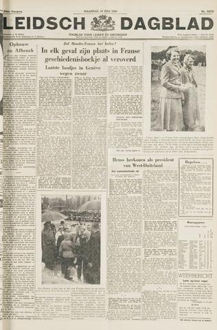 Leidsch Dagblad 1954-07-19
