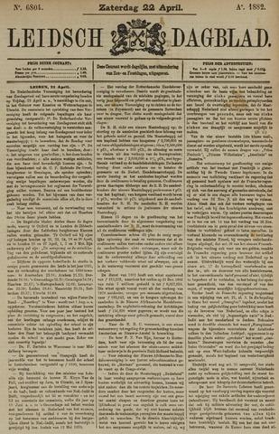 Leidsch Dagblad 1882-04-22
