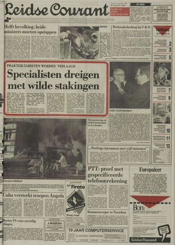 Leidse Courant 1988-09-02