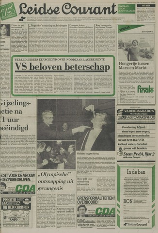 Leidse Courant 1984-06-09