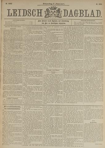 Leidsch Dagblad 1896-01-07