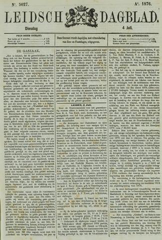 Leidsch Dagblad 1876-07-04