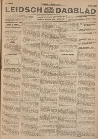 Leidsch Dagblad 1926-08-13