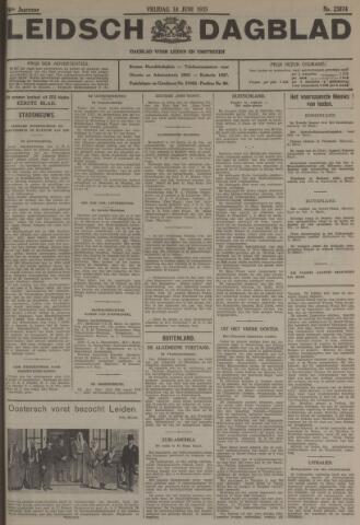 Leidsch Dagblad 1935-06-14