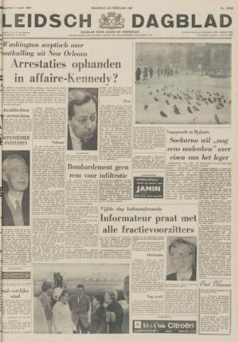 Leidsch Dagblad 1967-02-20