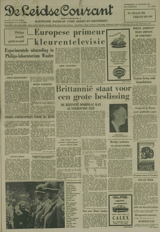 Leidse Courant 1964-10-15
