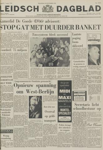 Leidsch Dagblad 1970-11-30