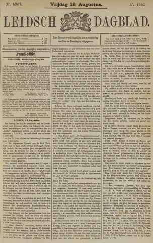 Leidsch Dagblad 1882-08-18