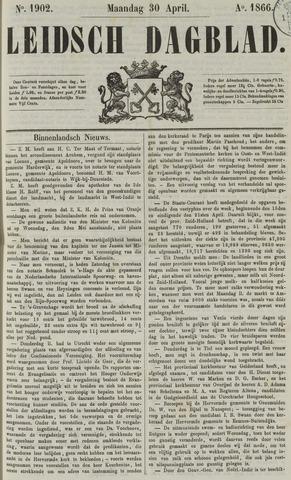 Leidsch Dagblad 1866-04-30