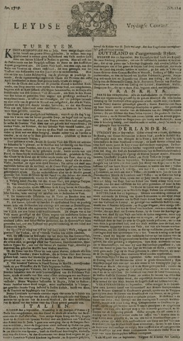 Leydse Courant 1729-09-23