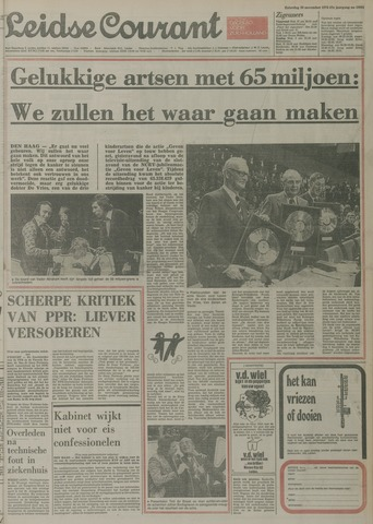Leidse Courant 1974-11-30