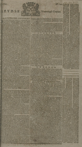 Leydse Courant 1745-08-25