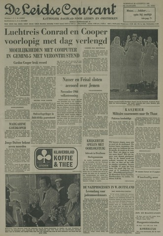 Leidse Courant 1965-08-25
