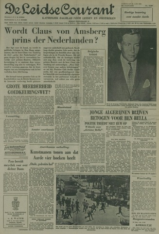 Leidse Courant 1965-06-23