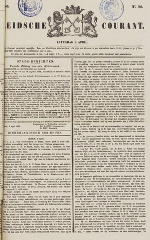 Leydse Courant 1885-04-04