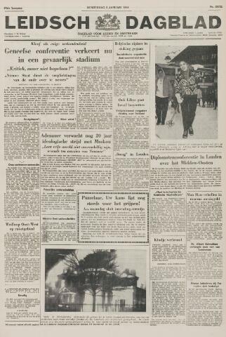Leidsch Dagblad 1956-01-05