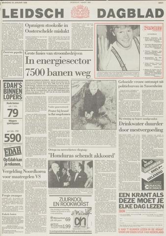 Leidsch Dagblad 1988-01-25