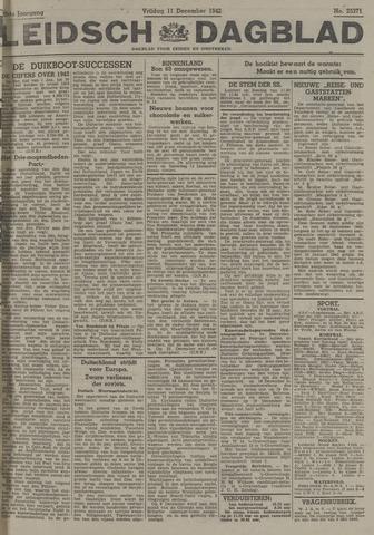 Leidsch Dagblad 1942-12-11