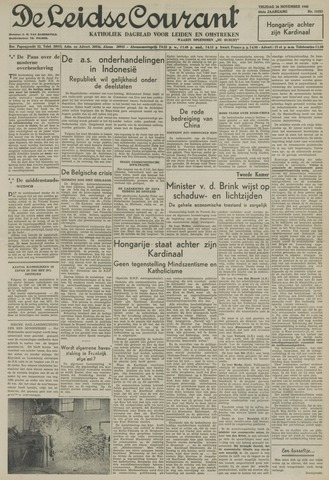 Leidse Courant 1948-11-26