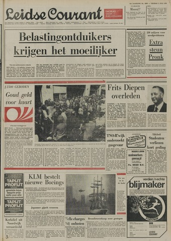 Leidse Courant 1974-07-05