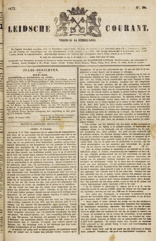 Leydse Courant 1873-02-14