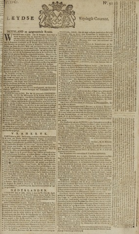 Leydse Courant 1767-07-31