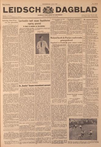 Leidsch Dagblad 1947-07-03