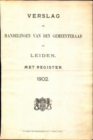 Handelingen van de Raad 1902-01-01