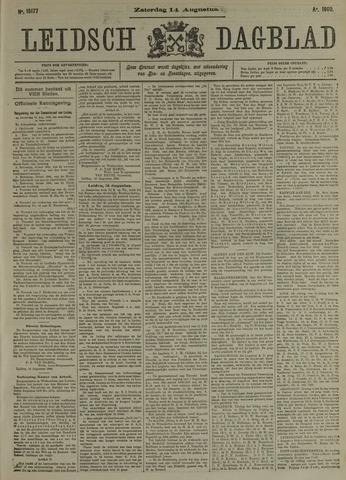Leidsch Dagblad 1909-08-14