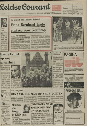 Leidse Courant 1976-09-03