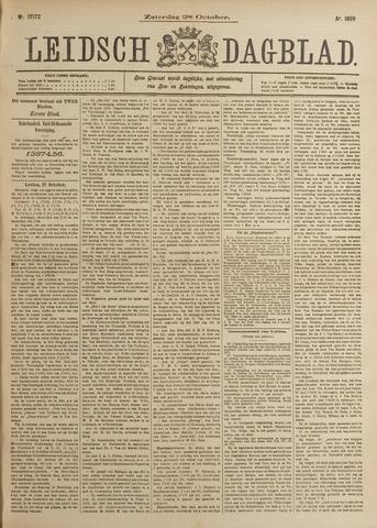 Leidsch Dagblad 1899-10-28
