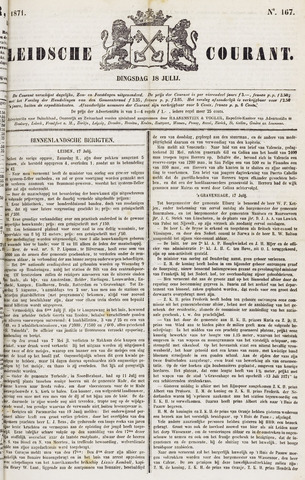 Leydse Courant 1871-07-18