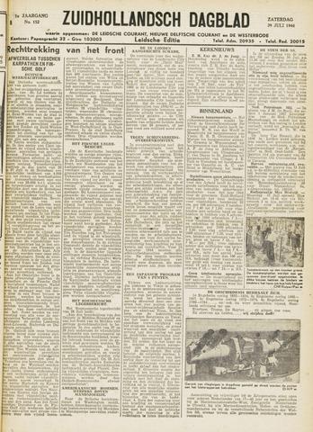 Zuidhollandsch Dagblad 1944-07-29