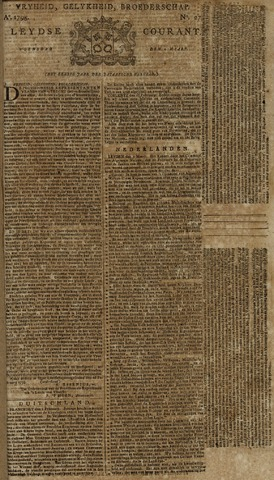 Leydse Courant 1795-03-04