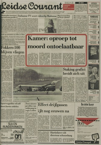 Leidse Courant 1989-03-06