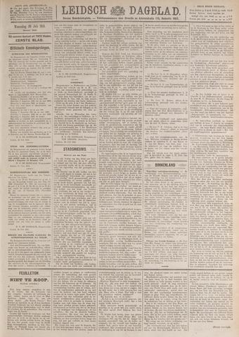 Leidsch Dagblad 1919-07-30