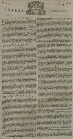 Leydse Courant 1734-07-19