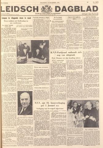 Leidsch Dagblad 1949-12-19