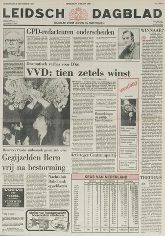 Leidsch Dagblad 1982-09-09