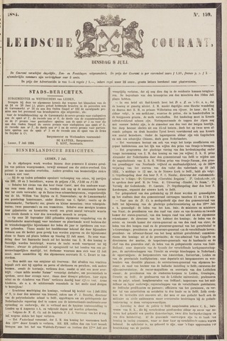 Leydse Courant 1884-07-08